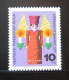 Poštovní známka Západní Berlín 1971 Vánoční anděl Mi# 417