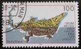Poštovní známka Německo 1998 Naleziště fosílií Mi# 2006