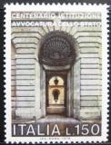 Poštovní známka Itálie 1976 Státní advokátní kancelář Mi# 1521