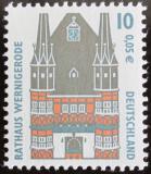 Poštovní známka Německo 2000 Radnice Wernigerode Mi# 2139 A