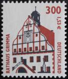 Poštovní známka Německo 2000 Radnice, Grimma Mi# 2141 A