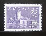Poštovní známka Finsko 1949 Hrad v Savonlinna Mi# 360