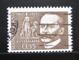 Poštovní známka Finsko 1965 Prezident K. J. Stahlberg Mi# 596