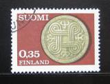 Poštovní známka Finsko 1966 Systém pojištění Mi# 616