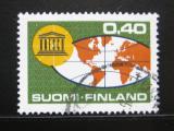Poštovní známka Finsko 1966 UNESCO Mi# 614