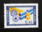 Poštovní známka Finsko 1967 Osadníci ve Švédsku Mi# 627