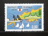 Poštovní známka Finsko 1974 Hanko, 100. výročí Mi# 743