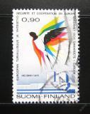 Poštovní známka Finsko 1975 Helsinská konference Mi# 770