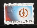 Poštovní známky Finsko 1976 Nemocnice pro veterány Mi# 780
