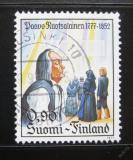 Poštovní známka Finsko 1977 Paavo Ruotsalainen Mi# 812