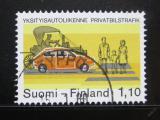 Poštovní známka Finsko 1979 Bezpečnost na silnicích Mi# 849