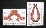 Poštovní známky Finsko 1980 Severská spolupráce Mi# 871-72