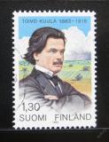 Poštovní známka Finsko 1983 Toivo Kuula, skladatel Mi# 931