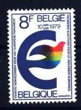 Poštovní známka Belgie 1979 Evropský parlament Mi# 1976