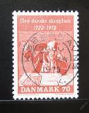 Poštovní známka Dánsko 1972 Komedie Ludviga Holberga Mi# 530