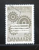 Poštovní známka Dánsko 1973 Ochrana pracujících Mi# 541