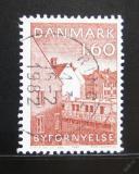 Poštovní známka Dánsko 1981 Renesance měst Mi# 738