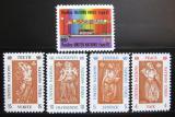 Poštovní známky OSN New York 1967 EXPO Mi# 180-84