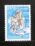 Poštovní známka Dánsko 1985 Dekáda žen Mi# 845