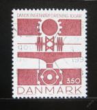 Poštovní známka Dánsko 1992 Společnost inženýrství Mi# 1022