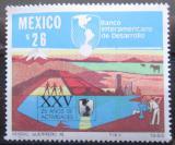 Poštovní známka Mexiko 1985 Rozvojová banka Mi# 1955