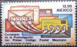 Poštovní známka Mexiko 1984 Století PSČ Mi# 1891