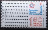 Poštovní známka Mexiko 1976 Výstava INTERPHIL Mi# 1528