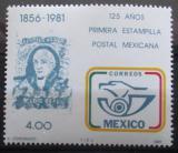 Poštovní známka Mexiko 1981 První mexická známka Mi# 1754