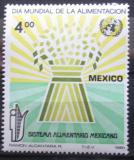 Poštovní známka Mexiko 1981 Světový den jídla Mi# 1767