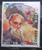 Poštovní známka Mexiko 1975 Geraldo Murillo, malíř a spisovatel Mi# 1475