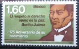 Poštovní známka Mexiko 1981 Benito Juárez Mi# 1742