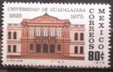 Poštovní známka Mexiko 1975 Univerzita v Guadalajara Mi# 1474