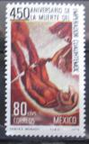 Poštovní známka Mexiko 1976 Císař Cuauhtemoc Mi# 1522