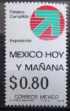 Poštovní známka Mexiko 1976 Výstava Dnes a zítra Mi# 1535