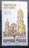 Poštovní známka Mexiko 1977 Katedrála Saltillo Mi# 1549