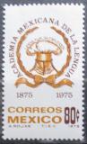 Poštovní známka Mexiko 1975 Jazyková akademie Mi# 1473