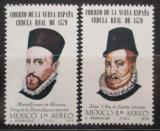 Poštovní známky Mexiko 1979 Poštovní služby Mi# 1652-53