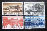 Poštovní známky Švýcarsko 1938 Liga národů Mi# 321-24 Kat 25€