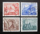 Poštovní známky DDR 1953 Frankfurt-on-Oder Mi# 358-61 Kat 24€