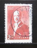 Poštovní známka Finsko 1941 Prezident Ryti Mi# 244