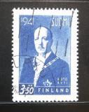 Poštovní známka Finsko 1941 Prezident Ryti Mi# 246