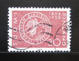 Poštovní známka Finsko 1958 Lyceum Jyvaskyla Mi# 497