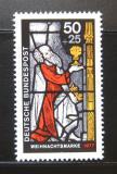 Poštovní známka Německo 1977 Vánoce Mi# 955