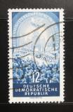 Poštovní známka DDR 1954 Konference čtyřech mocností Mi# 424