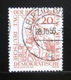 Poštovní známka DDR 1956 Den známek Mi# 544