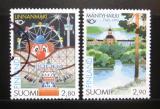 Poštovní známky Finsko 1995 Severská spolupráce Mi# 1302-03
