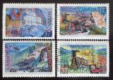 Poštovní známky Kanada 1988 Průzkum Kanady Mi# 1079-82