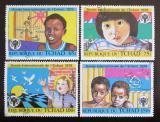 Poštovní známky Čad 1979 Mezinárodní rok dětí Mi# 856-59