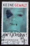 Poštovní známka Rakousko 2007 Proti násílí na ženách Mi# 2642