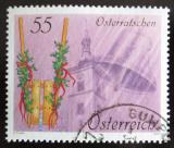 Poštovní známka Rakousko 2007 Kostel, Osterratschen Mi# 2643